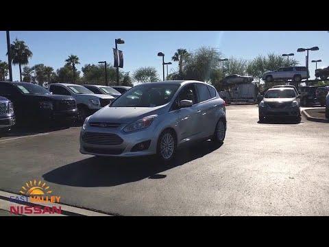 2013 Ford C-Max Hybrid Phoenix, Mesa, AZ JW486185A
