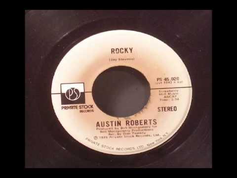 Austin Roberts - Rocky (1975)