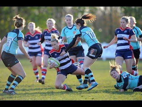 Video: Highlights Bristol Ladies 34-10 Worcester Valkyries