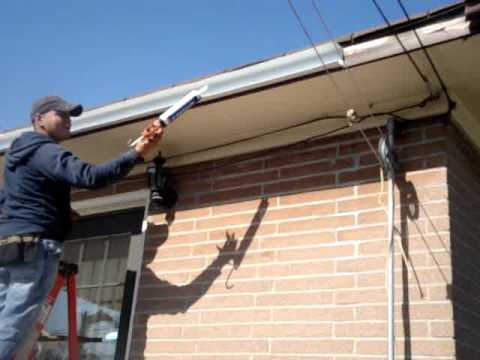 How To Install An Insulated Roof Panels Part 2 Youtube
