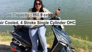 Hero Maestro EDGE Review ,Specification, Price Mileage 2017 -Indianwheels