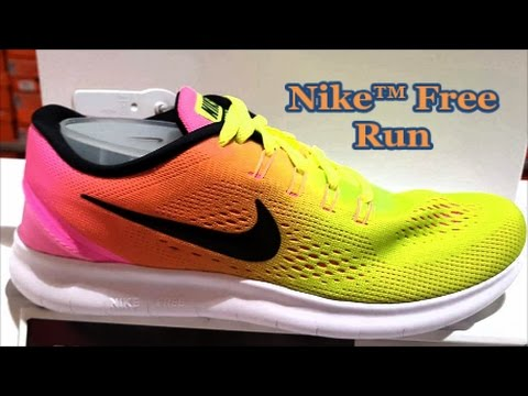 3fb1c219d3b4 Prabhs New Kicks - Nike™ Free Run OC Olympic Running Shoes - YouTube