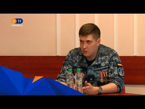 Полтавське ТБ: Звільнений з полону моряк Богдан Головаш розповів про захоплення судна та життя у в'язниці