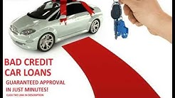 No Money Down Bad Credit Auto Loans in Texas (TX) Guaranteed Approval