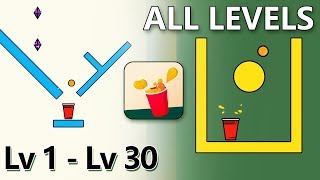 Be a Pong All Levels Walkthrough | Level 1 - 30
