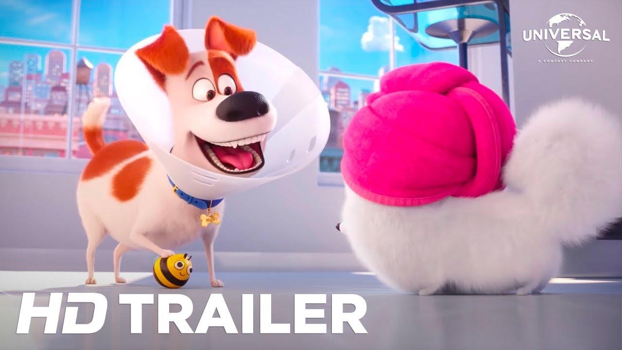 Pets - A Vida Secreta dos Bichos 2 - Trailer 8 Oficial