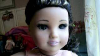 american girl doll one of a kind doll