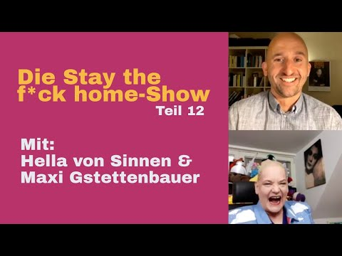 Die STFH-Show 12, Gäste: Hella Von Sinnen & Maxi Gstettenbauer