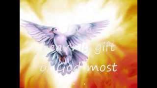 Veni Creator Spiritus. Come, Holy Ghost-bekhit