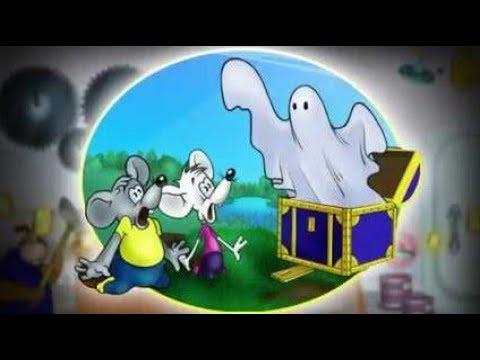 Кот Леопольд  Догонялки Развлекательная игра в виде мультфильма