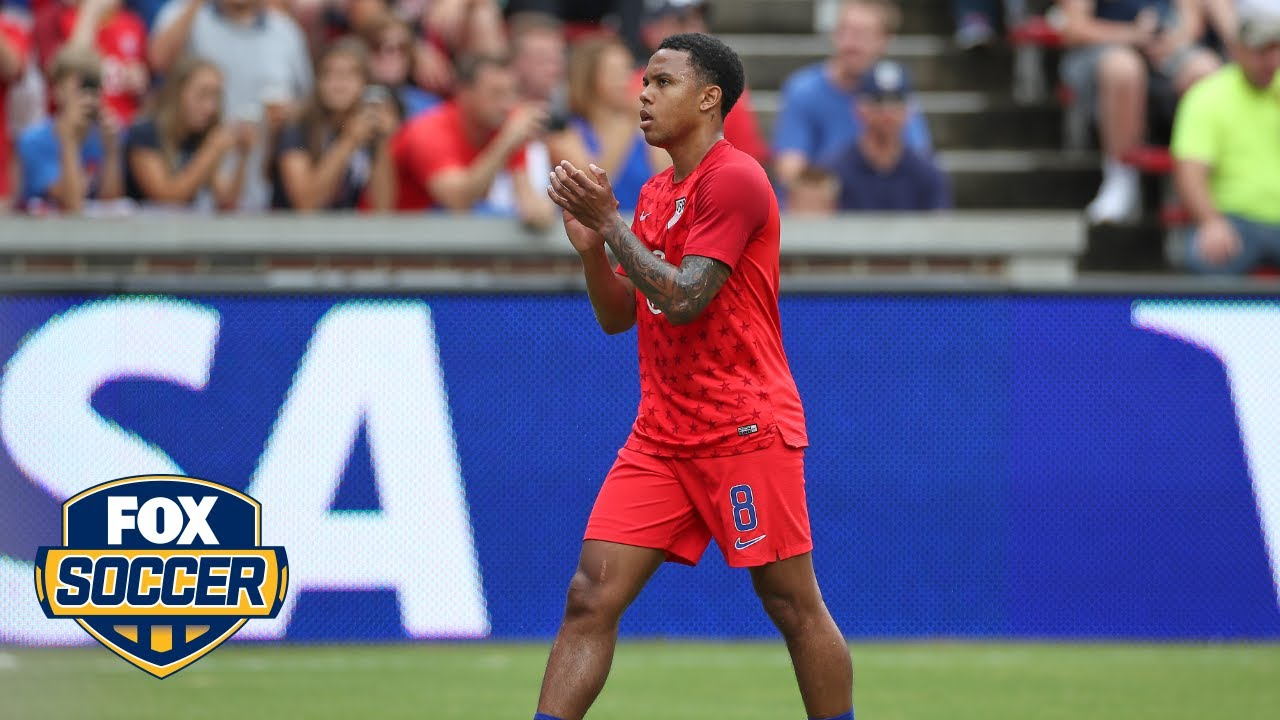 US defeat Guyana 4-0 in Gold Cup opener