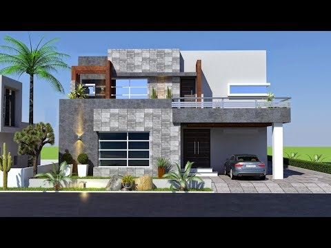 Cute Small Modern House 800 Sft for 8 Lakh | Elevation | Interior | Design