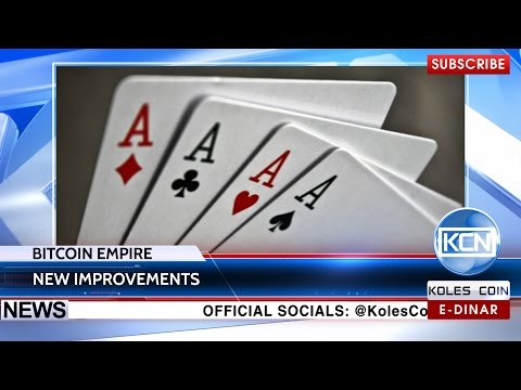 KCN News: Bitcoin Empire Card Game announces new changes