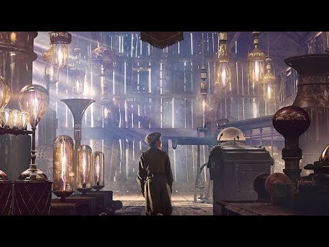 In The House Of The Inventor  - Steampunk Orchestral Music