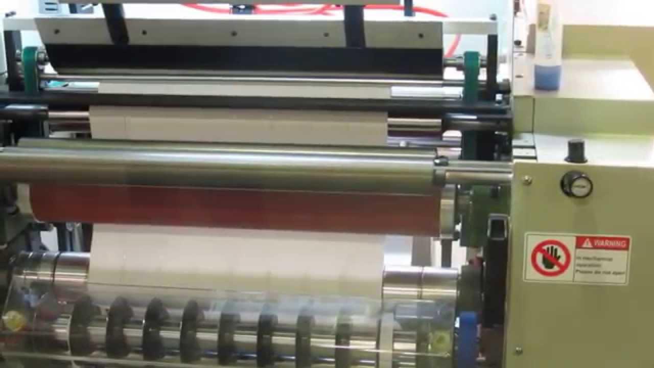 TAKANO KY-C301-600(CE) - Coreless Thermal paper slitter, POS paper  slitter,Mill roll sliiter
