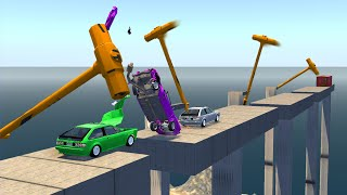 Beamng drive - Car Wipeout