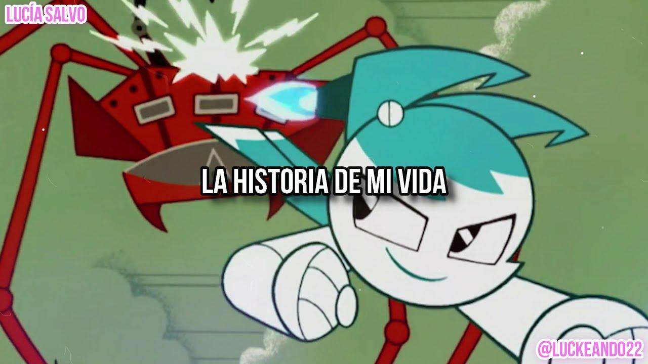 La Robot Adolescente - INTRO (Sub-español)