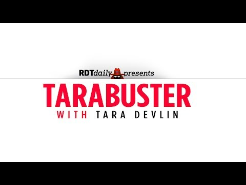 TARABUSTER EP. 114: While California Burns, Trump Continues to Suck at Everything he Does