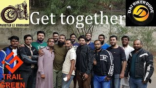 Get together with Mohsin Panjwani - DatBikerDude - Pak Le Commando