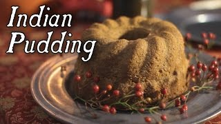 Indian Pudding 18th Century Cooking With Jas Townsend And Son S5e12
