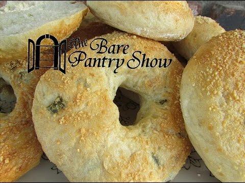 Taralli  Italian mini bagels  pretzels  recipe  Doovi