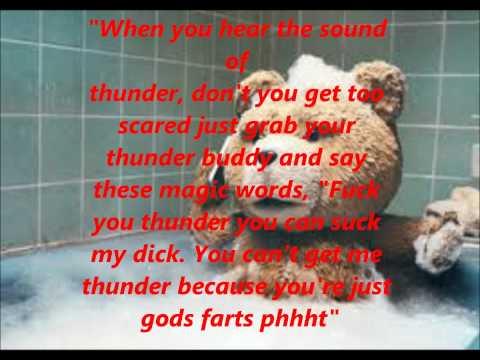Ted Thunder Buddy Song Lyrics