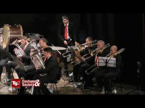 Italian Brass Band a Costume e Società - 6 giugno 2017