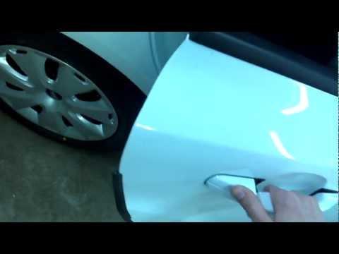 Ford Focus 3 защита кромок дверей