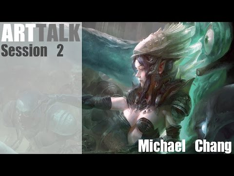 ArtTalk: Session 2 with Michael Chang