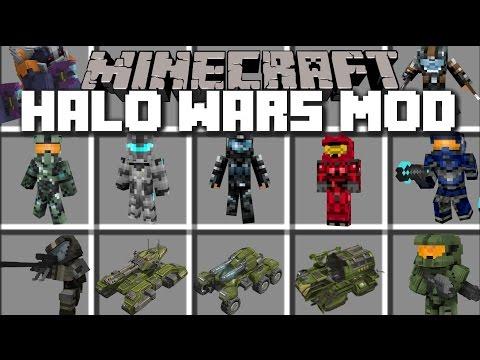 Minecraft HALO WARS