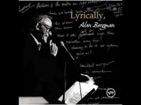 Alan Bergman - It Might Be You