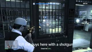 GTA V ONLINE: TURORIAL STOCKS AND SCARES. EASY WAY. [SOLO HARD]
