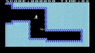 Atari 5200: Gateway to Apshai [Connelley Group/Epyx] (Atari 8-bit computer conversion)