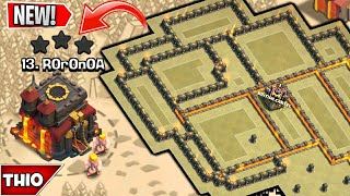 NEW TH10 WAR BASE WITH REPLAYS AND LINK 2020! TH10 ANTI 3 STAR WAR BASE!! - CLASH OF CLANS(COC)