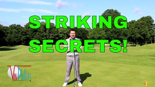 HOW TO IMPROVE YOUR BALL STRIKING (RIGHT NOW!)