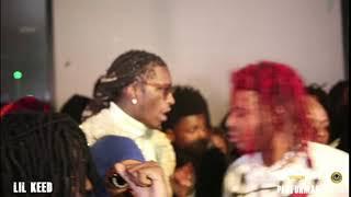 Young Thug KISSES NEW ARTIST