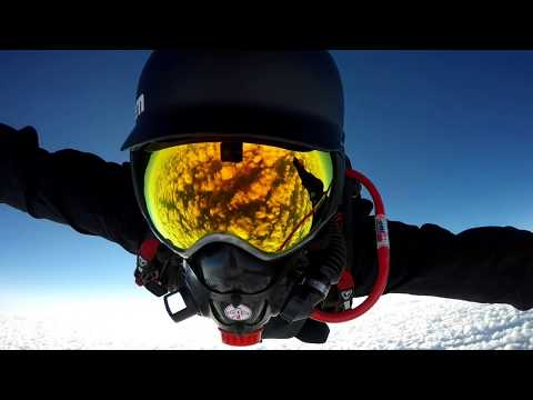 World Record HALO Skydive At DZDK