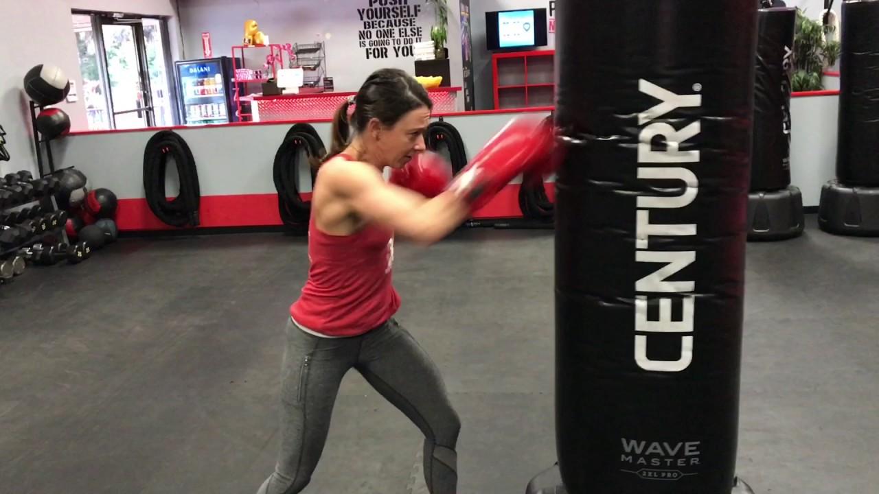 Kickboxing Combo of the Week #6
