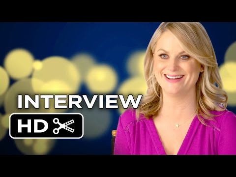 Inside Out Interview - Amy Poehler (2015) - Pixar Animated Movie HD