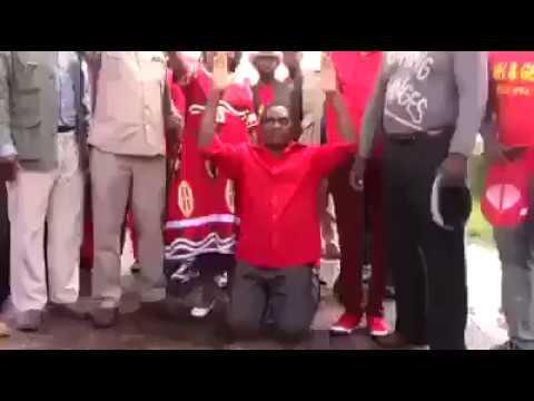 HH's alleged Mongu Prayer Ritual