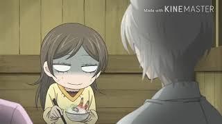 Смешные моменты из аниме Очень приятно бог. 14 серия.