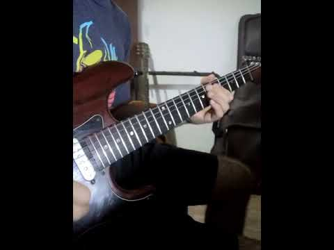 Testify - Stevie Ray Vaughan - Guitar Cover