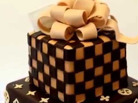 How To Get Louis Vuitton Print On Cake