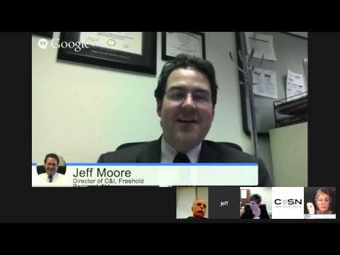 C4I Hangout: Using Data to MonitorProgress in Advancing Equity