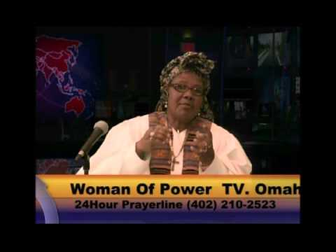 Omaha Woman Of Power