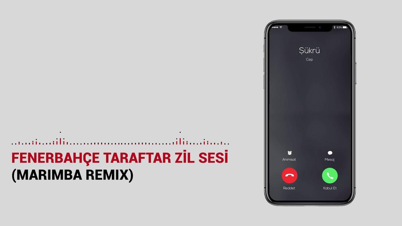 Fenerbahçe Taraftar Zil Sesi (Marimba Remix) İndirme Linki Açıklamalarda
