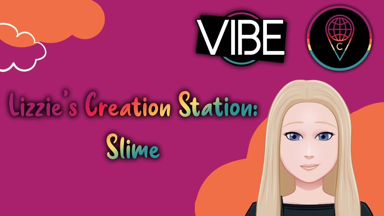 Lizzie's Creation Station: How to Make Slime
