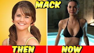 Teen Beach Movie 🔥 Then And Now YouTube Videos