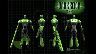 Dark Reign 2: Skirmish Part 1: JDA vs Sprawler