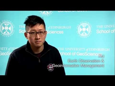 Xu Teo - MSc Earth Observation and Geoinformation Management